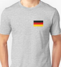 Germany World Cup Flag - Deutschland T-Shirt T-Shirt