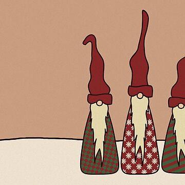 Three Wise Elves by leeleeandthebee