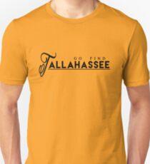 Go Find Tallahassee Unisex T-Shirt
