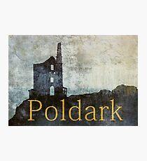 Poldark Photographic Print