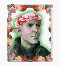 Solas - Flower Crown iPad Case/Skin