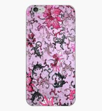 SWEET BELLA - VIOLET iPhone Case