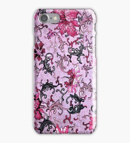 SWEET BELLA - VIOLET iPhone Case/Skin