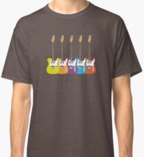 Telecaster Rainbow Classic T-Shirt