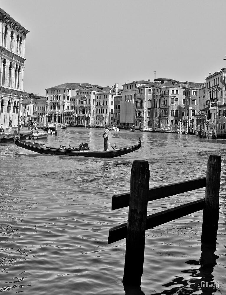 Gondola Ride by chillagy