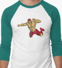 High Flyin' Men's Baseball ¾ T-Shirt