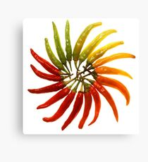 Red Hot Chilli Peppers Canvas Print