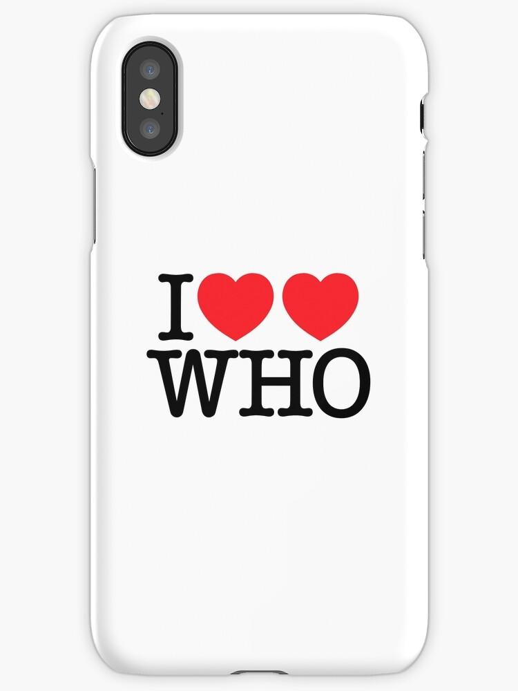 I ♥♥ WHO (light) by glyphobet