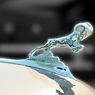 Reflections On A Car Show by Mike Oxley