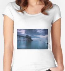 Lifeboat Station Women's Fitted Scoop T-Shirt