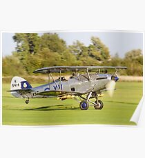 Hawker Hind at Shuttleworth Poster