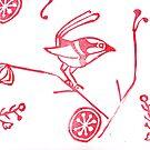 Amity Slockee's 'Birdie Print' by Art 4 ME