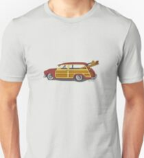 Surf n Safari Unisex T-Shirt
