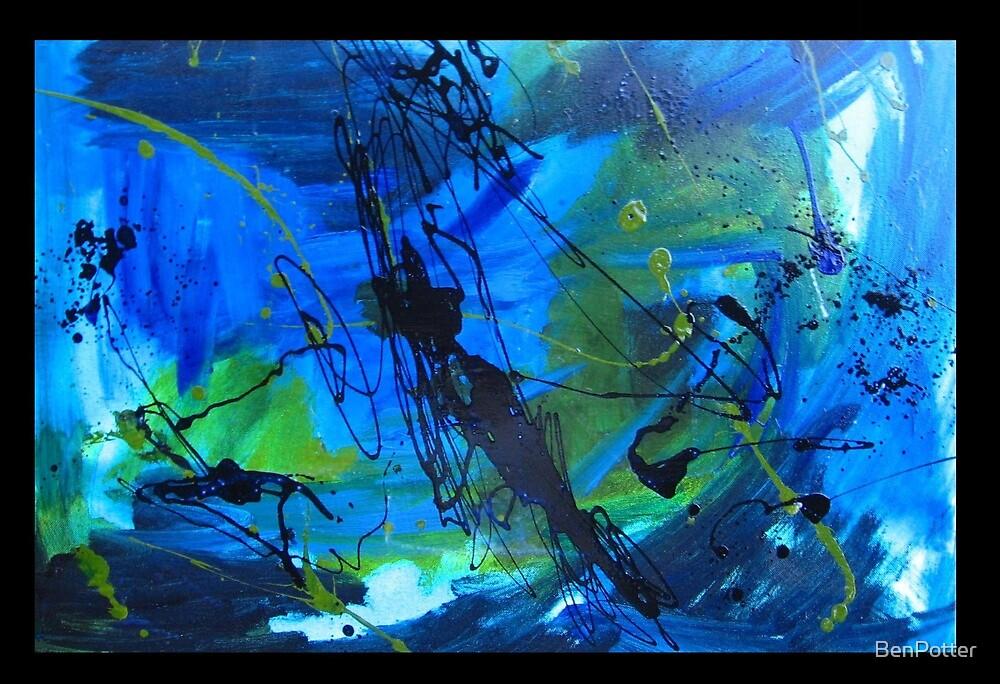 Deepsea Rodeo by BenPotter