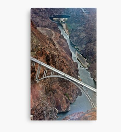 Hoover Dam, Nevada Canvas Print