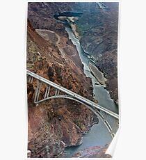 Hoover Dam, Nevada Poster