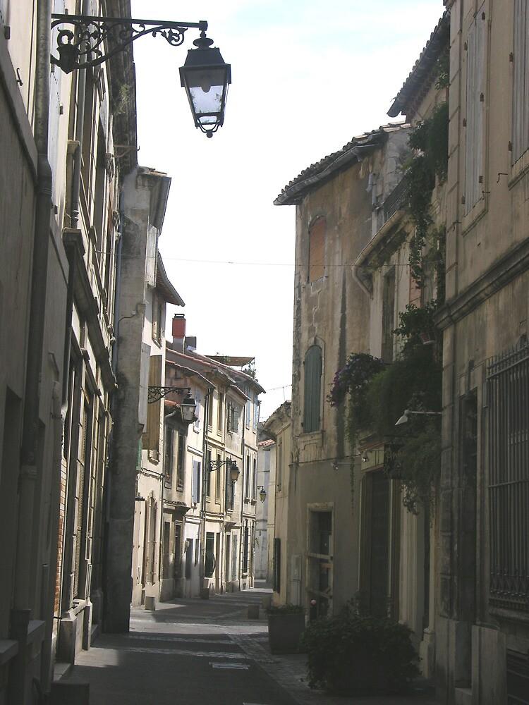 Arles Provence 1 by Barbara Gray