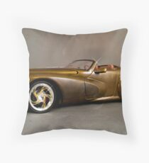 1/25th Scale Throw Pillow
