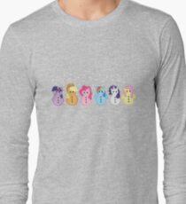 Snowponies Long Sleeve T-Shirt