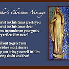 A Mother's Message at Christmas by Angele Ann  Andrews