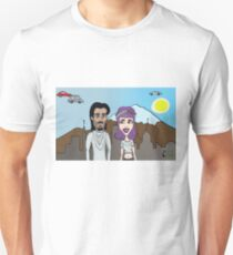 Space Jimmy Significant Mother music video - Future scene Unisex T-Shirt