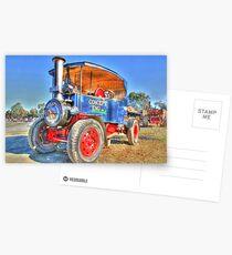 """Steam Power"" Postcards"