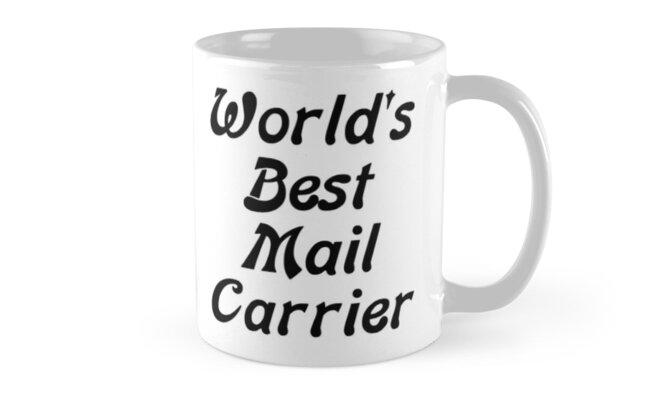 World's Best Mail Carrier