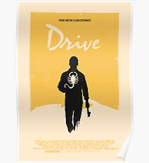 Drive (2011) Custom Poster Variant  Poster