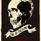 Evil Dead 2 (1987) Custom Poster Variant by Edward B.G.