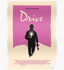 Drive (2011) Custom Poster Poster