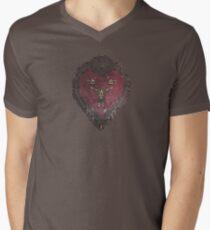 Stannis' armour  Men's V-Neck T-Shirt