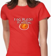 ...Oops. Womens Fitted T-Shirt