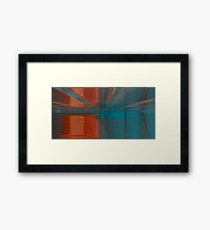 The Stuff Our Dreams Are Made Of Framed Print