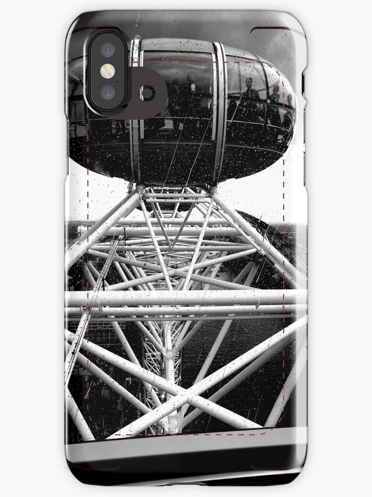London Eye Phone by Joel Kitts