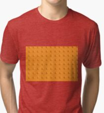 Sidewalk Tile Tri-blend T-Shirt