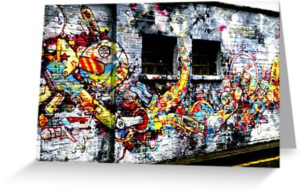 Urban Invasion by Mounty