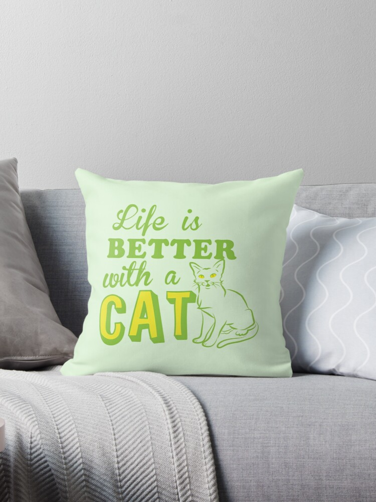 Life is better with a CAT by jazzydevil