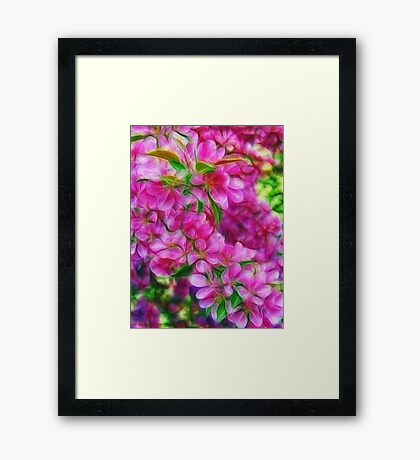 Spring Dreams Framed Print