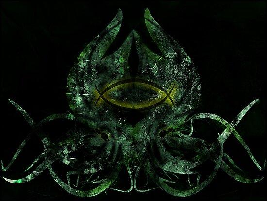 Dagon  - Call of Cthulhu by PickleWarrior