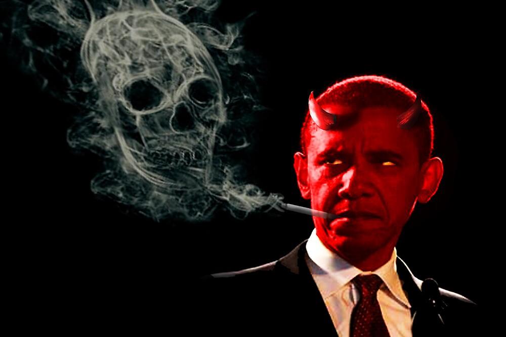 Unholy Smoke by ☼Laughing Bones☾