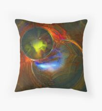 Morphing Throw Pillow