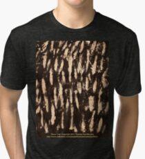 Snow Tree  Tri-blend T-Shirt