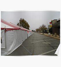 Long, Long Tent Poster