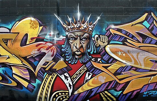 Graffitti by Susanne Correa