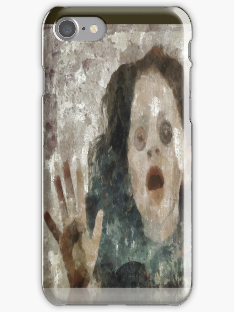 Inner Child ~ iPhone Case by leapdaybride