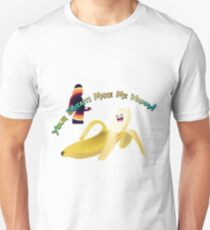 Your Breasts Make Me Happy Unisex T-Shirt