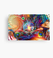 Plasticine Dream Canvas Print