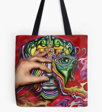 Digital manipulations. Tote Bag