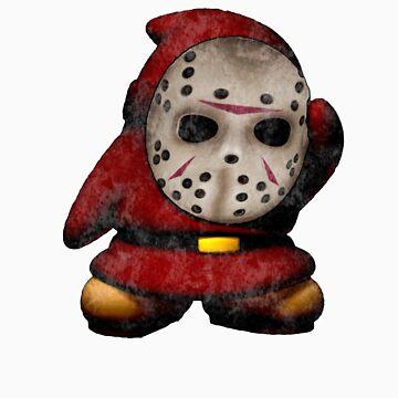 Shy Jason by brennanpearson