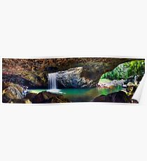 Panorama - Natural Bridge Poster